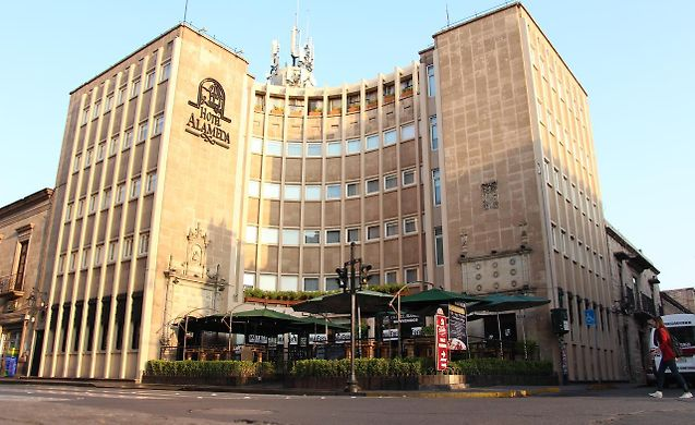 Hotel Alameda Centro Historico Morelia